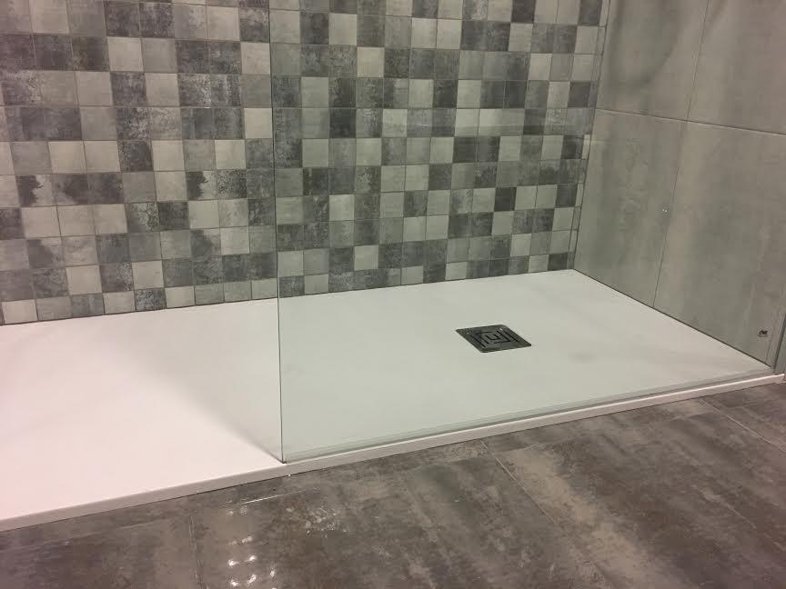 Reforma completa de cuarto de baño en Campos Crespo - TopDucha
